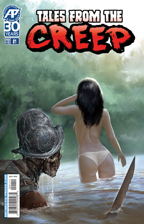 Tales from the Creep Issue 1