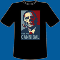 Yes We Cannibal Shirt XL