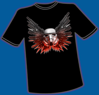 Expendable Stormtroopers T-Shirt, XXL
