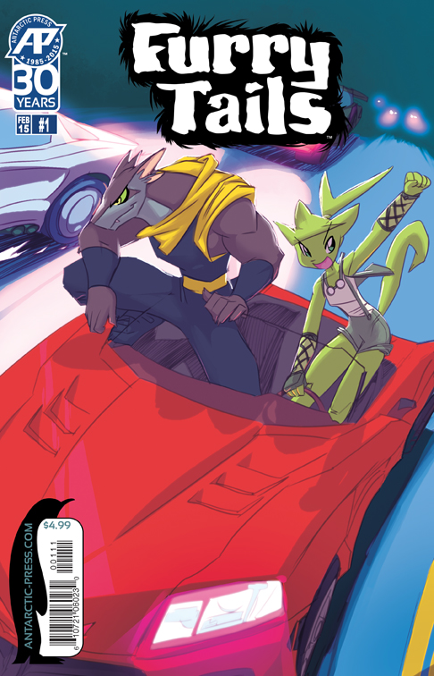 Furry Tails Issue 1