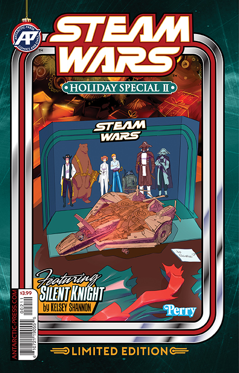 Steam Wars Holiday Special #2